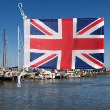 Bootsfahne Grossbritannien Superflag® 20x30 cm