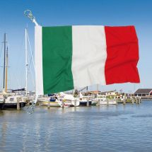 Bootsfahne Italien Superflag® 20x30 cm
