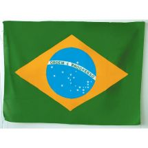 Posterfahne Brasilien Tricopolyester 100x140 cm