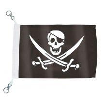 Fahne Pirat Superflag® 30x20 cm