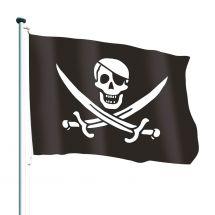 Fahne Pirat, Superflag® Superflag® 100x70  cm