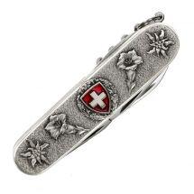 Schweizer Offiziertaschenmesser «Edelweiss»