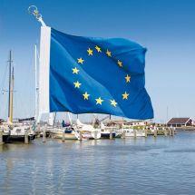 Bootsfahne Europa Superflag® 20x30 cm