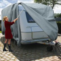 Wohnwagen Schutzhülle