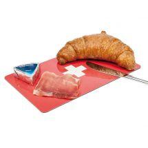 Frühstücksbrettchen CH Design, 4er Set