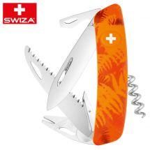 SWIZA Taschenmesser «Tick Tool» orange