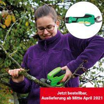 Garten- und Baumschere «Akku»
