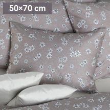 Bettwäsche «Edelweiss» 50x70 cm