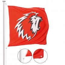 Drapeaux de sport Lausanne HC officiel