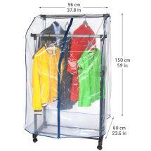 Couverture pour le porte-vêtements «Anti-poussière»