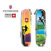 Victorinox Taschenmesser Klettern «Classic Edition 2020»
