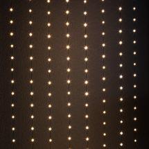 Rideau de lumière LED «Bulb»