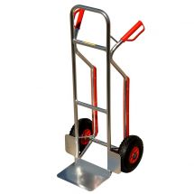 Stapelkarre mit Treppenrutsche «Alu»