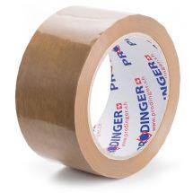 Ruban adhésif pour colis en PVC «brun», set de 2