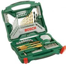 Bosch Promoline «X-Line-Set Titanium», 70-teilig