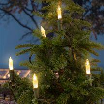 Guirlande lumineuse LED pour arbres