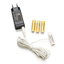 Adaptateur secteur pour les produits à batteries