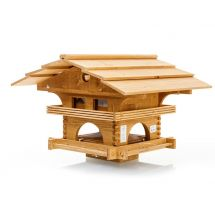 Vogelfutterhaus «Swiss Chalet»