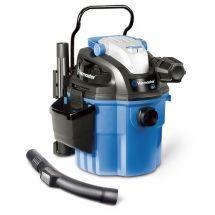 Vacmaster Aspirateur à eau/poussière «VWM 1518 R blue line»
