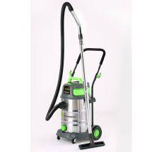 Vacmaster Aspirateur eau et poussière «VB1530SIWD-T ligne verte»
