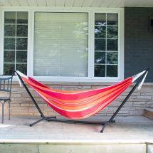 Hamac avec châssis en métal «Summertime»