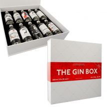 The Gin Box, 10×5 cl, 42% Vol.