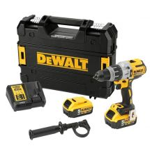 Dewalt Perceuse à percussion à accu «DCD996P2-QW», incl. 2 accus