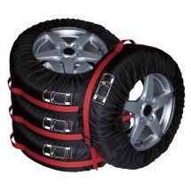 Schutzhülle für Reifen, 4er Set