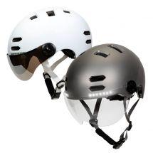 E-Bike Helm mit Licht, Blinker und Bluetooth