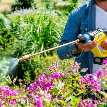 GLORIA Pflanzenschutz Set zu Sprühsystem 2021 «MULTIJET» ohne Behälter