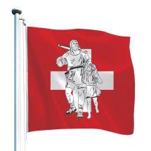 Schweizerfahne «Tell»