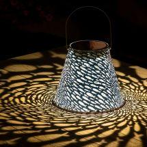 Lanterne solaire à LED «Poisson» M