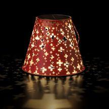 Lanternes solaires à LED «Swiss» M