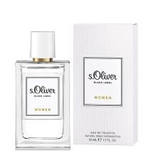 s. Oliver «Black Label», EDT 50 ml