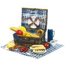 Picknickkorb «Deluxe» für 2 Personen