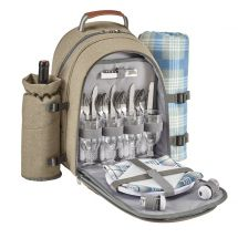 Picknickrucksack «Premium» für 4 Personen