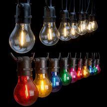 LED Partylichterkette A60 «Vintage»