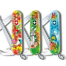 Couteau de poche pour enfants «First Victorinox»