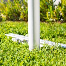 Bodenhülse passend zu Sonnensegel-Mast «Semi-Profi»