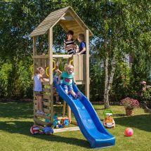 Spielturm mit Rutsche «Fun»