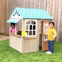 Maisonnette de jardin «Pliable»