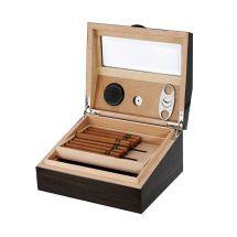 Zigarren-Humidor Set «Premium»