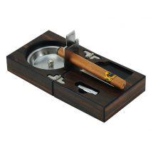 Zigarren-Aschenbecher «Cube»