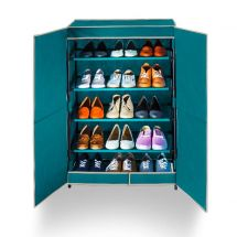 Schuhschrank «Petrol» für 15 Paar Schuhe