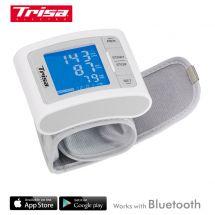 Trisa Blutdruckmessgerät für das Handgelenk «Bluetooth»