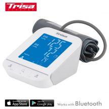 Trisa Blutdruckmessgerät Cardio «Bluetooth»