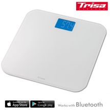 "Trisa Personenwaage ""Easy Scale 4.0"" mit Bluetooth"