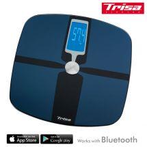 "Trisa Personenwaage ""Body Analyze 4.0"" mit Bluetooth"