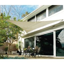 Dreieck-Sonnensegel Parasol, «grau»