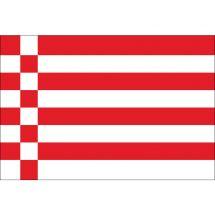 Fahne Bundesland BremenDeutschland